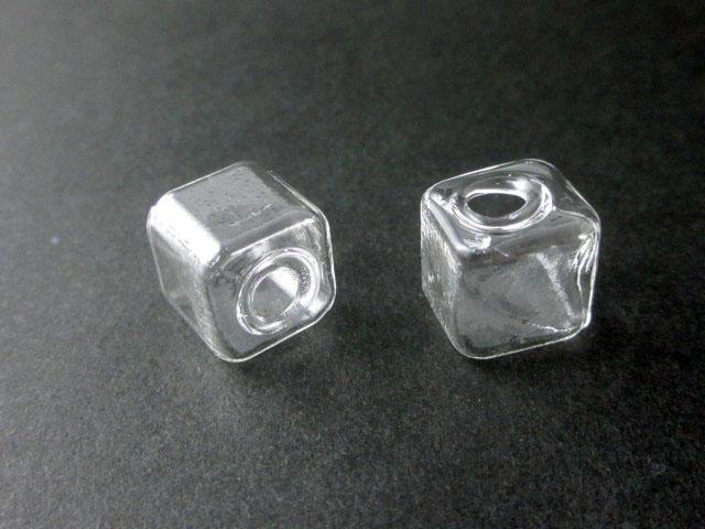 画像1: グラスボール/キューブ (1)